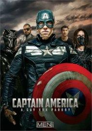 Captain America: A Gay XXX Parody image