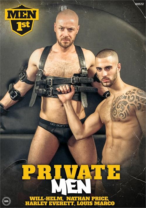 Private Men Boxcover