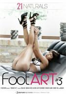 Foot Art #3 Porn Video