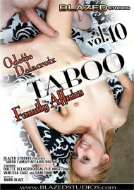 Taboo Family Affairs Vol. 10 image