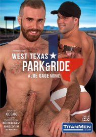 West Texas Park & Ride gay porn DVD from TitanMen.