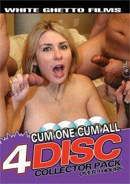 Cum One Cum All 4 Disc Collector Pack