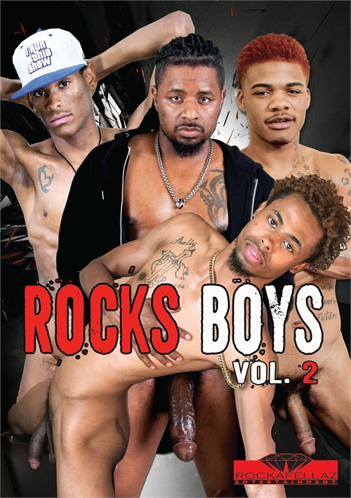 Rocks Boys Vol. 2 Boxcover