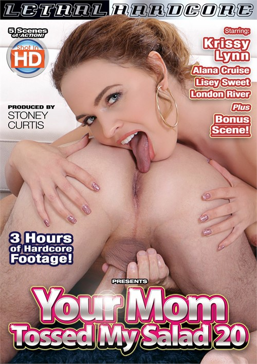 Your Mom Tossed My Salad #20 Boxcover