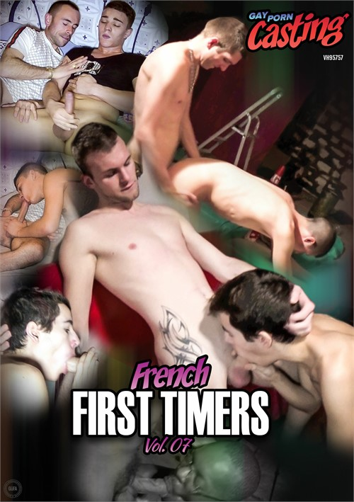 French First Timers Vol. 7 Boxcover