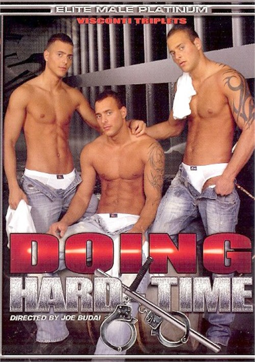 Doing Hard Time Boxcover