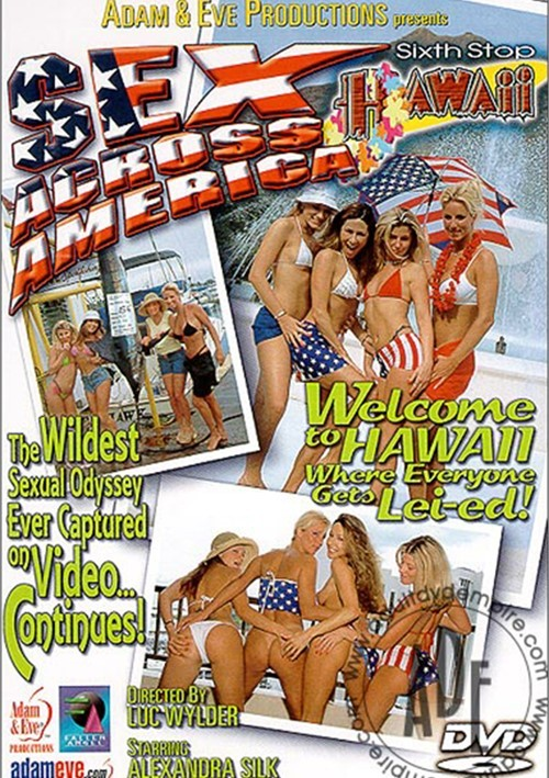 Sex across america dvd