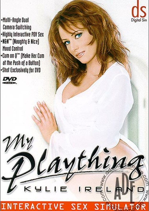 My Plaything: Kylie Ireland