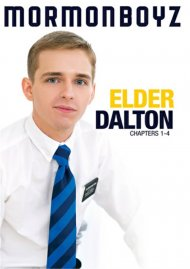 Elder Dalton: Chapters 1-4 gay porn DVD from Missionary Boyz