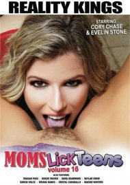 Moms Lick Teens Vol. 16 porn DVD from Reality Kings