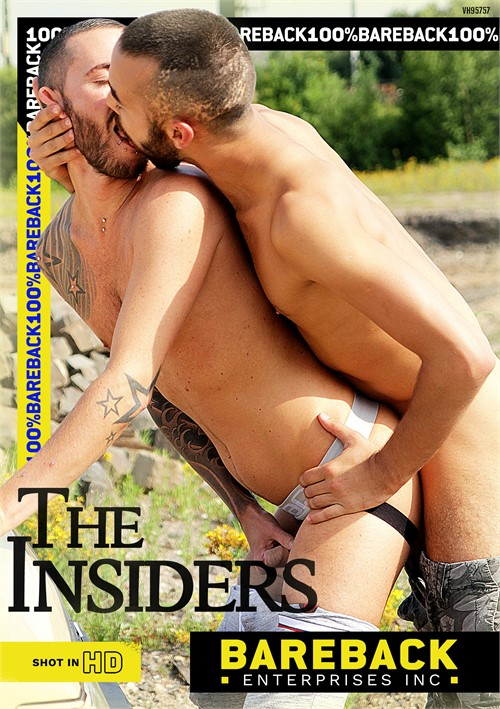 Insiders, The Boxcover
