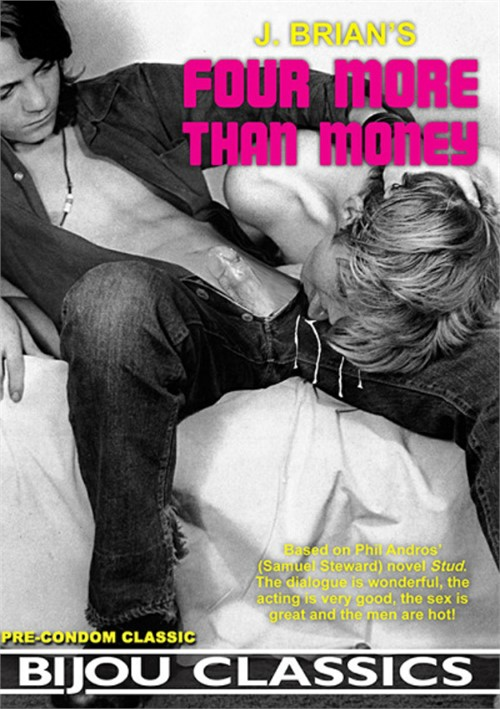 Four More Than Money Boxcover