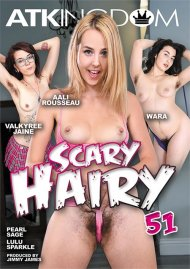 ATK Scary Hairy Vol. 51