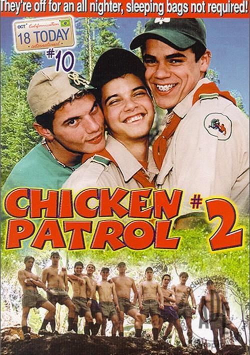 18 Today International #10: Chicken Patrol #2 Boxcover