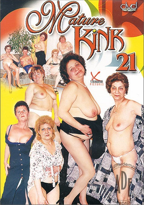 Kinky mature dvd sex think, that