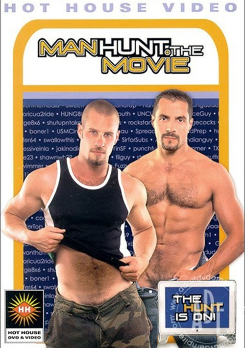 Manhunt 1 The Movie Cover