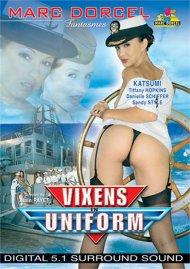Vixens in Uniform Porn Video
