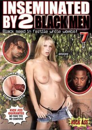Inseminated By 2 Black Men #7