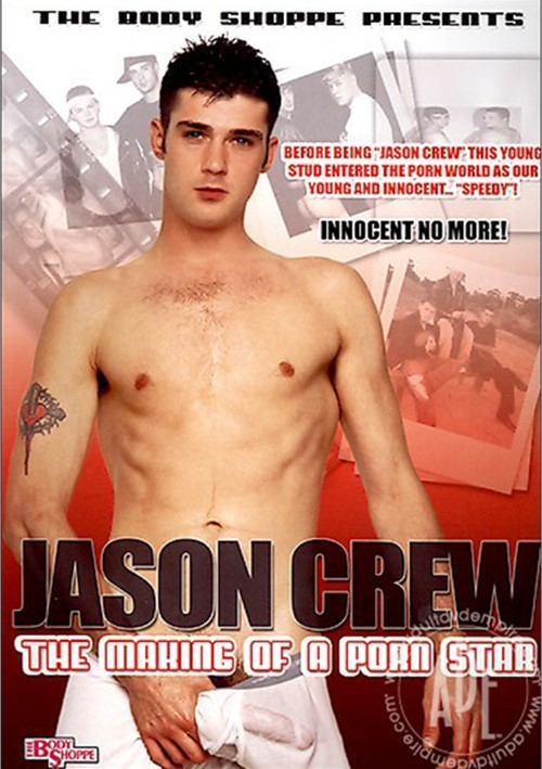 Jason Crew: The Making Of A Porn Star Boxcover