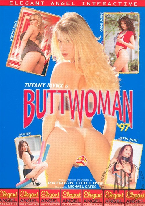 ButtWoman '97 Boxcover