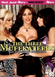 Three Muffkateers, The Porn Video
