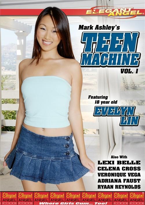 Teen Machine Vol. 1 Boxcover