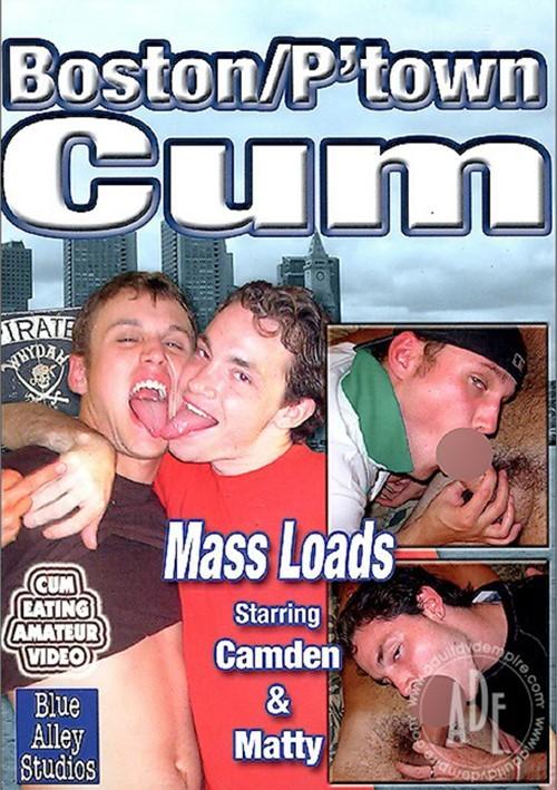 Boston/P'Town Cum Boxcover