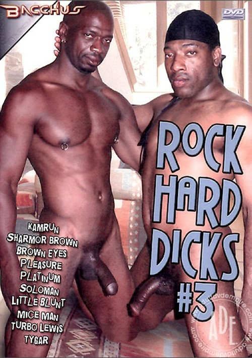 Rock Hard Dicks #3 Boxcover