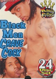 Black Men Crave Cock (24-Pack)