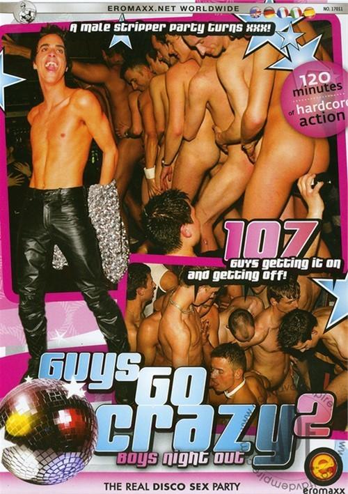 Guys Go Crazy 2 Boxcover