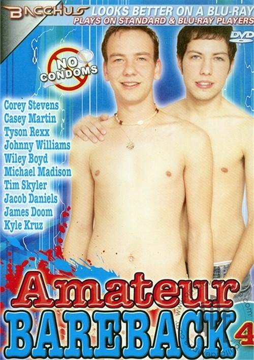 Amateur Bareback 4 Boxcover
