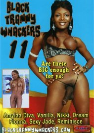 Black Tranny Whackers 11 image