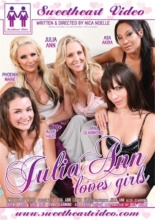 Julia Ann Loves Girls
