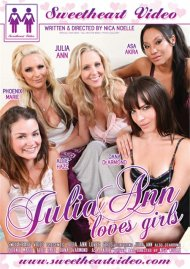 Julia Ann Loves Girls Porn Video