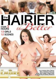 Hairier The Better, The Porn Video