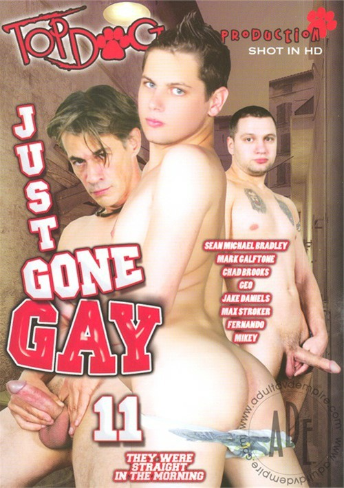 Just Gone Gay 11 Boxcover