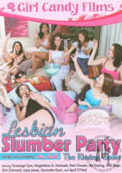 Lesbian Slumber Party: The Kissing Game Porn Movie