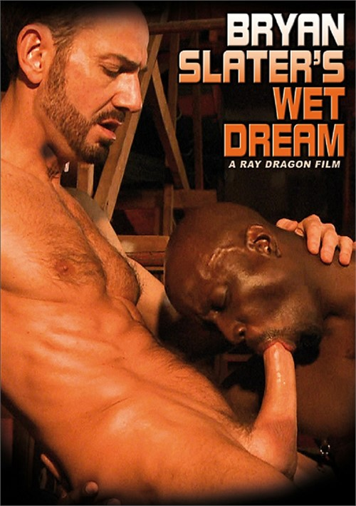 Bryan Slaters Wet Dream Cover Front