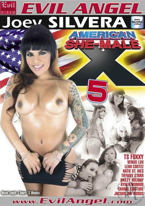 American She-Male X 5