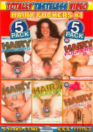Hairy Fuckers #1 5-Pack Porn Movie