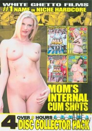 Mom's Internal Cum Shots Collector Pack image