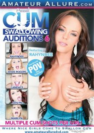Cum Swallowing Auditions Vol. 6 image