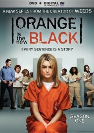 Orange Is The New Black: Season One (DVD + UltraViolet) Gay Cinema Movie