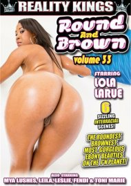 Round And Brown Vol. 33 Porn Video