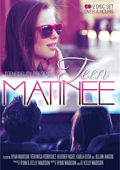 Teen Matinee Boxcover