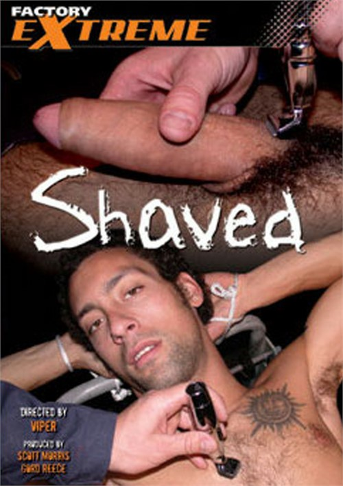 Shaved Boxcover