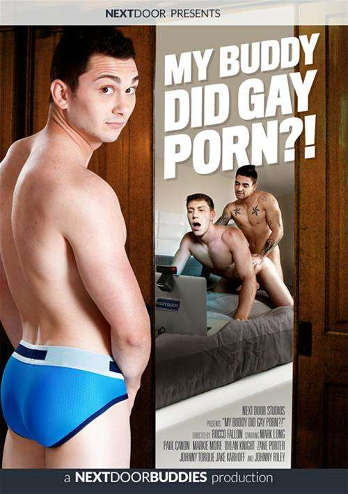 My Buddy Did Gay Porn?  Boxcover