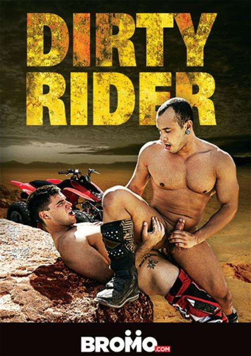 Dirty Rider 1 Cover Front