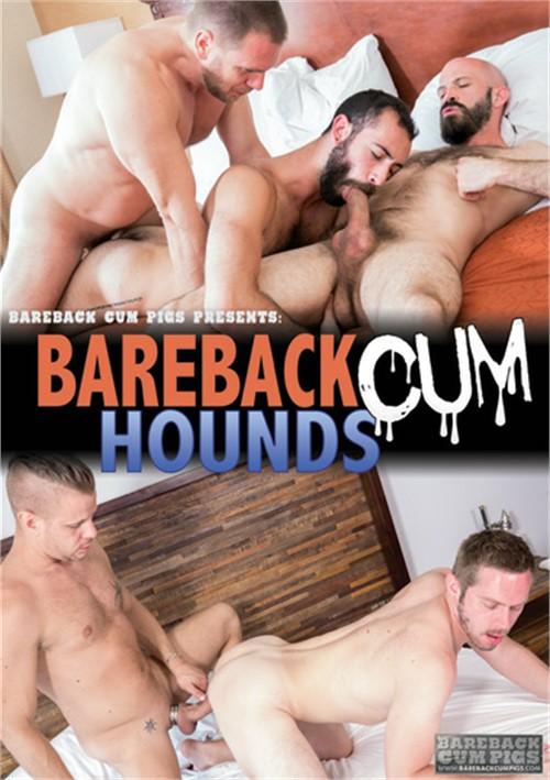 Bareback Cum Hounds Boxcover