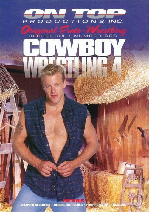 Cowboy Wrestling 4 Boxcover